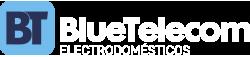 BLUE TELECOM ELECTRODOMESTICOS Logo